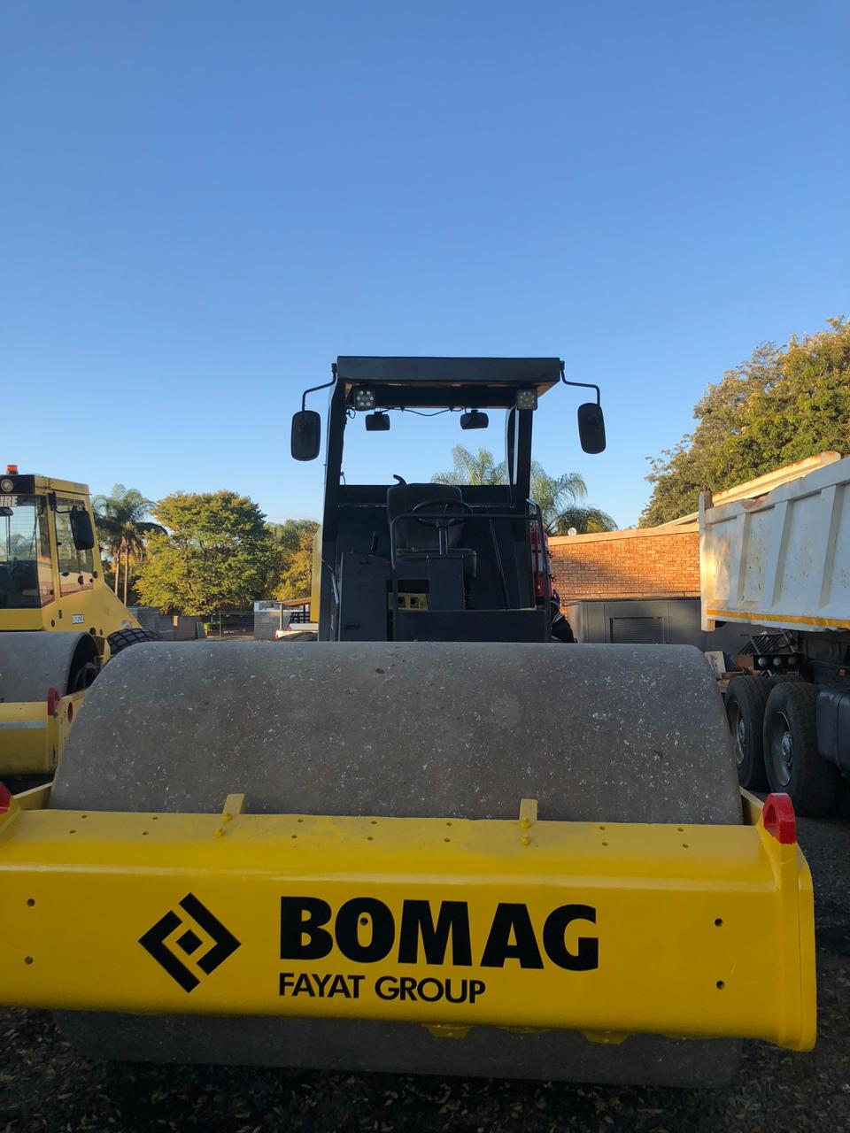 Roller Plant Hire