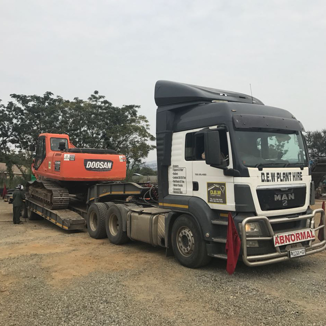DEW Transport Hire