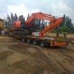 Lowbed Transport Hire