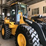 Frontend Loader - DEW Plant Hire