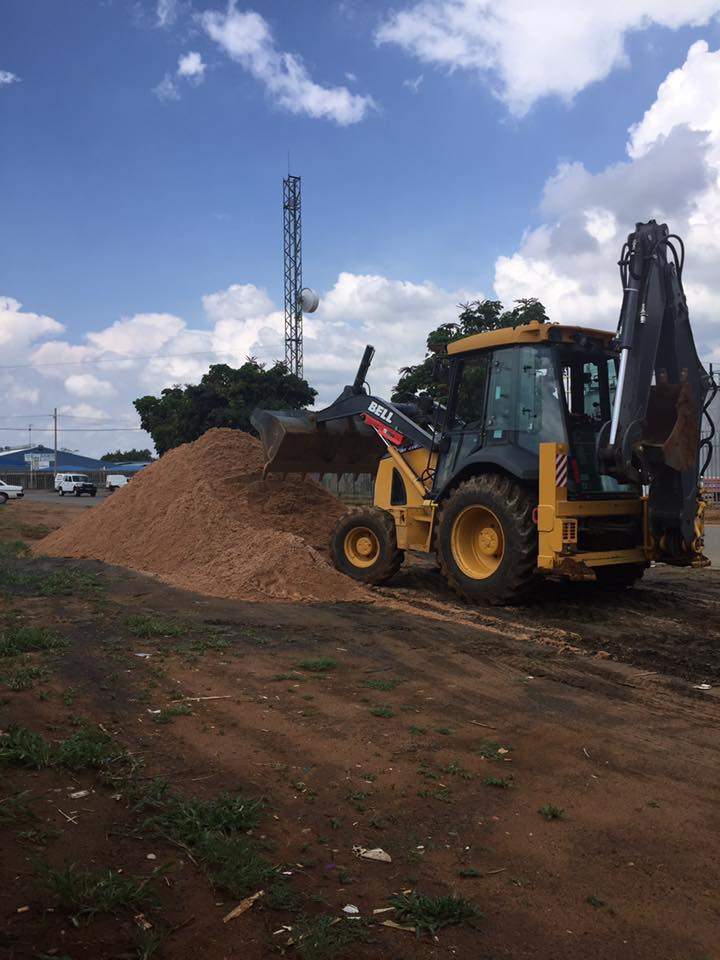 TLB - DEW Plant Hire